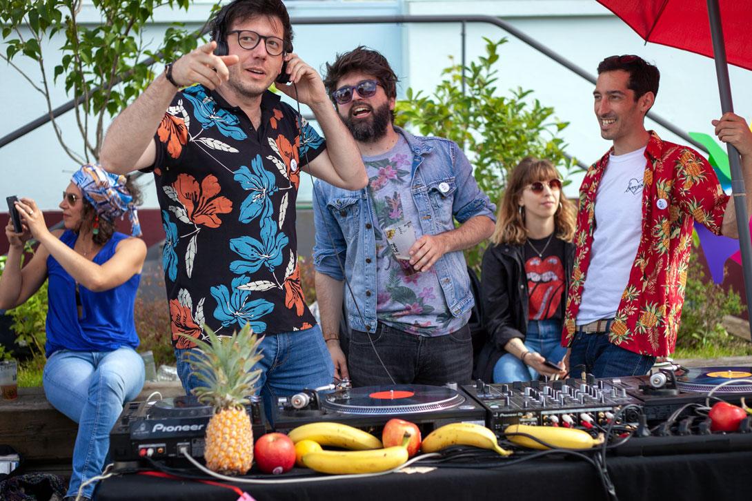 DJ-Set du Grigri