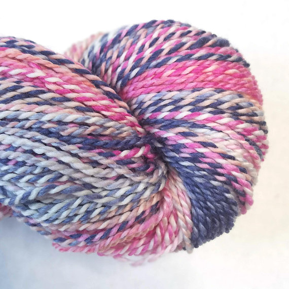 FULLY SPUNBerry Trifle - DK Hand-DyedArtisan createdWool and Nylon blend | 260 yds$39.00