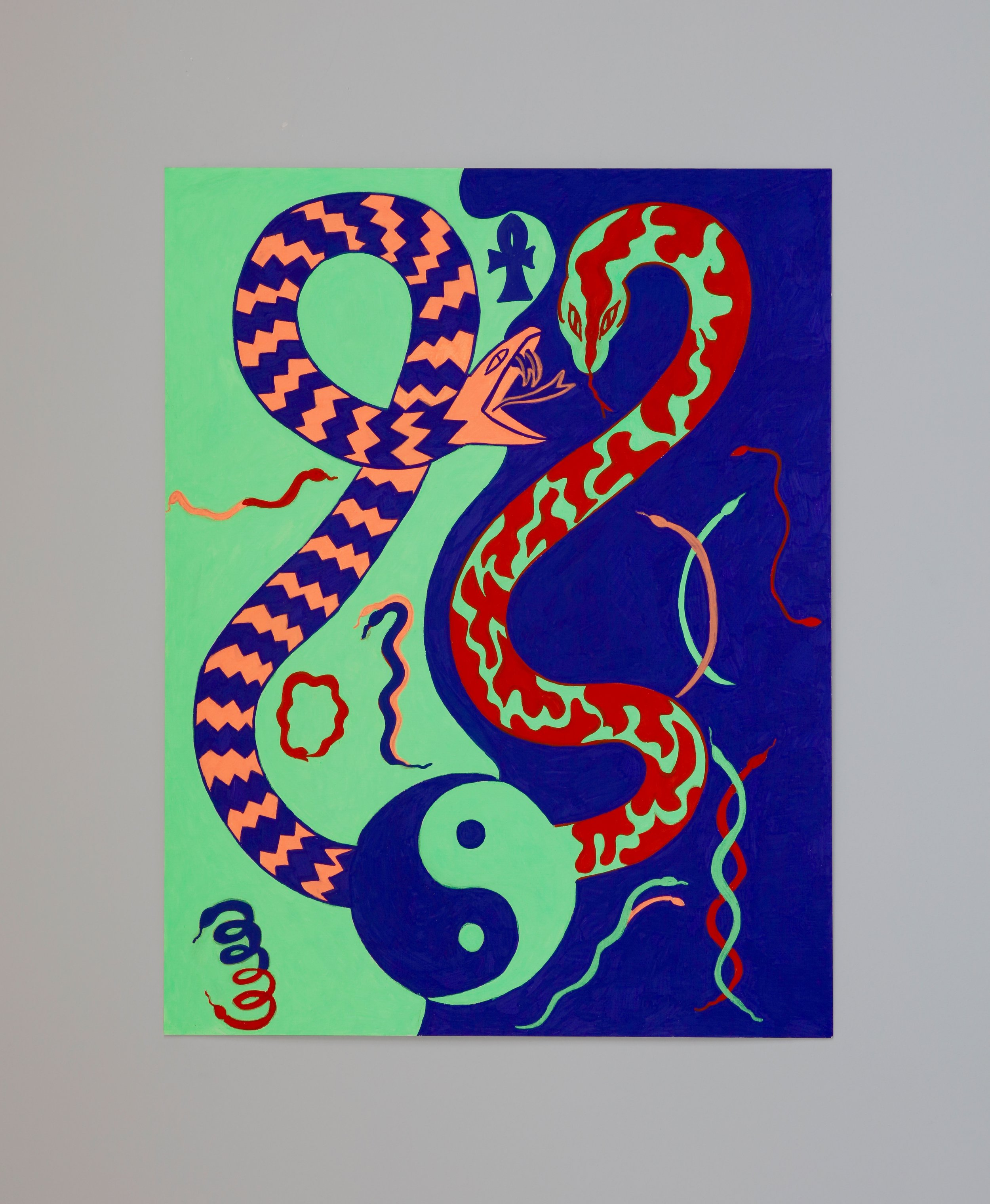 The Original Serpent (2016)