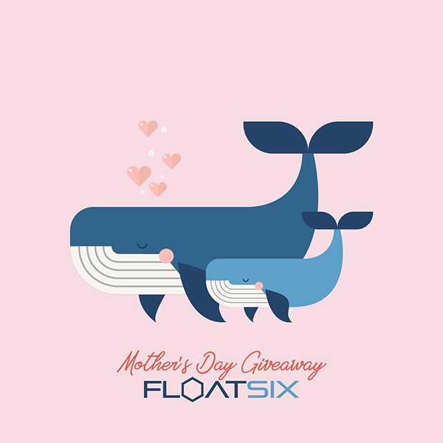 We're giving away SIX - 60Min Floats away to SIX SuperMoms! Know a mother that always seems to be on the go on the run or on the chase? Nominate your special Mom by tagging them in the comments! 💆🏽♀️🧜🏼♀️🤱🏼 #momlife #mothersday #float #floattherapy #supermom #fargo #relax #rest #recharge #unplugged