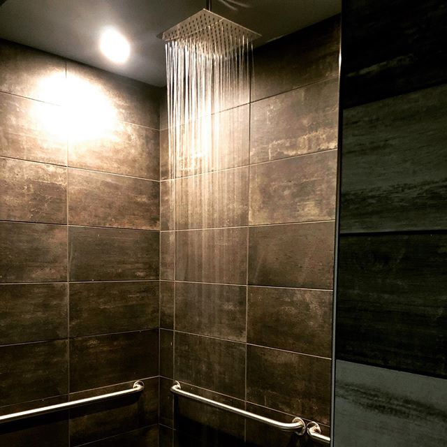 It's raining today. If you think our showers look relaxing wait till you experience NOTHING like never before. #float #floattherapy #floattank #fargo #nothing @sunseekerstanningco