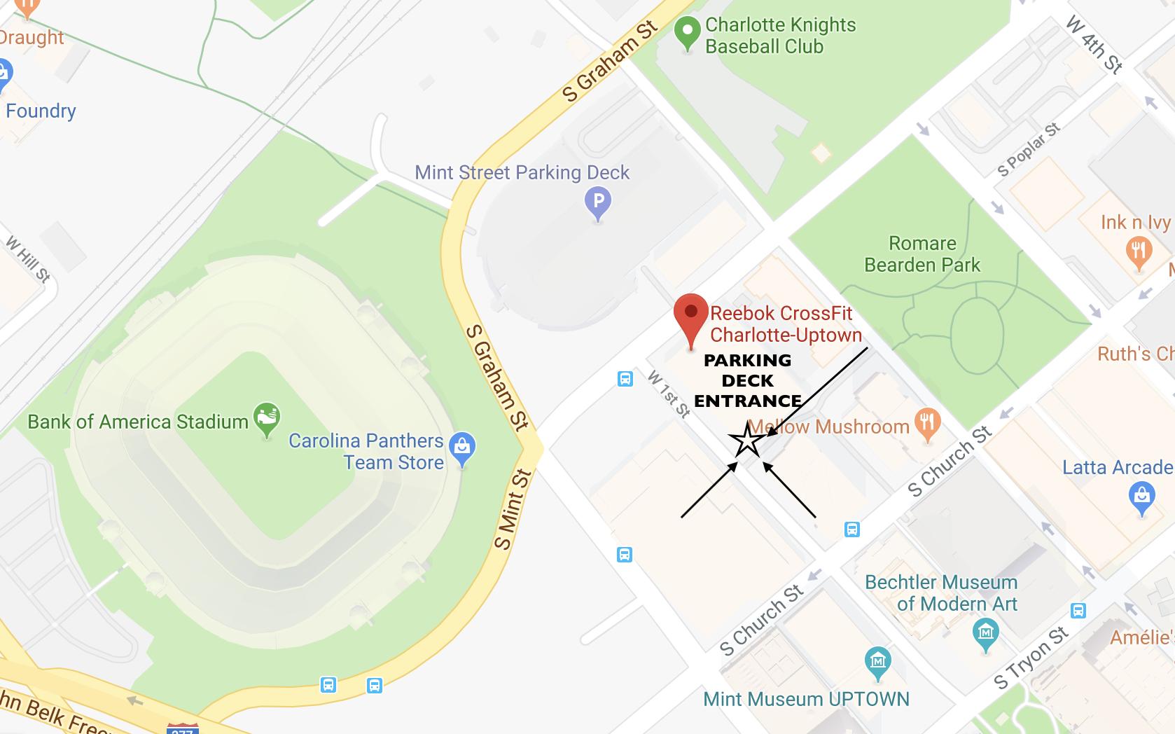 RCFC Parking deck map.png