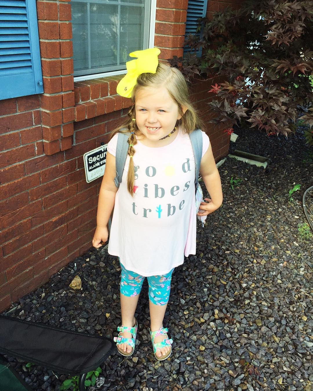 Last day of school!! - I cannot believe that Paisleigh is already a 2nd grader! How can this be happening already, and how am I so old?! Somebody pass the Kleenex!