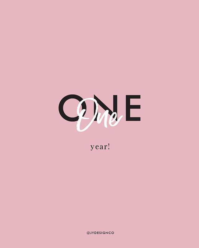 July 1st came and went, but Jackie Yoder Design Co. has officially turned 1! ⠀ ⠀  I'll be honest, it hasn't been the easiest year or the most profitable year, but it's definitely been a year of growth. There's so much to learn when it comes to starting your own business, and by no means am I an expert, but I can confidently tell you that I not where I started. And, that's enough for me. I may not have accomplished all that I wanted in the first year, but I'm celebrating where Jackie Yoder Design Co. is today! ⠀ ⠀ And, I have to give all the glory to the Lord! God has blessed this venture, and opened doors I never could have asked for or imagine (Ephesians 3:20). Additionally, much credit goes to my husband: for believing in me + supporting me, to @burchieshotdogs: for your friendship + for giving me my first break, as well as to my clients: for your trust + allowing me to work with you!⠀ ⠀ I'm grateful to all who have followed me, helped me, and encouraged me in Year 1! I'm looking forward to all that's next in Year 2!⠀ .⠀ .⠀ .⠀ .⠀ .⠀ .⠀ .⠀ .⠀ .⠀ .⠀ #risingtidesociety #rts #dontquityourdreamjob #jydesignco #jackieyoder #creativewomen #communityovercompetition #elevatecultivate #creativepreneur #calledtobecreative #ladyboss #girlboss #beyourownboss #smallbizowner #femalebusinessowner #entreprenuerwoman #entrepreneurmindset #entreprenuerstyle #entrepreneurslife #gallupdesigner #galluprealtrue #galluparts #newmexicodesigner #newmexicorealtrue #creativestrategy #captivatingdesigns #consistentmarketing #seenandheard