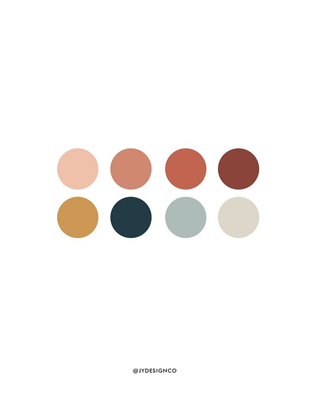 Let's talk color palettes! 🎨  Did you know your color palette can affect your mood, vibe and how someone feels about your company?  That's why there is a lot of thought and research that goes into every brand I design, and color palettes are extremely important to building that strong, high-end brand from the beginning.  What vibes is your color palette giving your clients? .⠀ .⠀ .⠀ .⠀ .⠀ .⠀ .⠀ .⠀ .⠀ .⠀ #risingtidesociety #rts #dontquityourdreamjob #jydesignco #jackieyoder #creativewomen #communityovercompetition #elevatecultivate #creativepreneur #calledtobecreative #ladyboss #girlboss #beyourownboss #smallbizowner #femalebusinessowner #entreprenuerwoman #entrepreneurmindset #entreprenuerstyle #entrepreneurslife #gallupdesigner #galluprealtrue #galluparts #newmexicodesigner #newmexicorealtrue #creativestrategy #captivatingdesigns #consistentmarketing #seenandheard