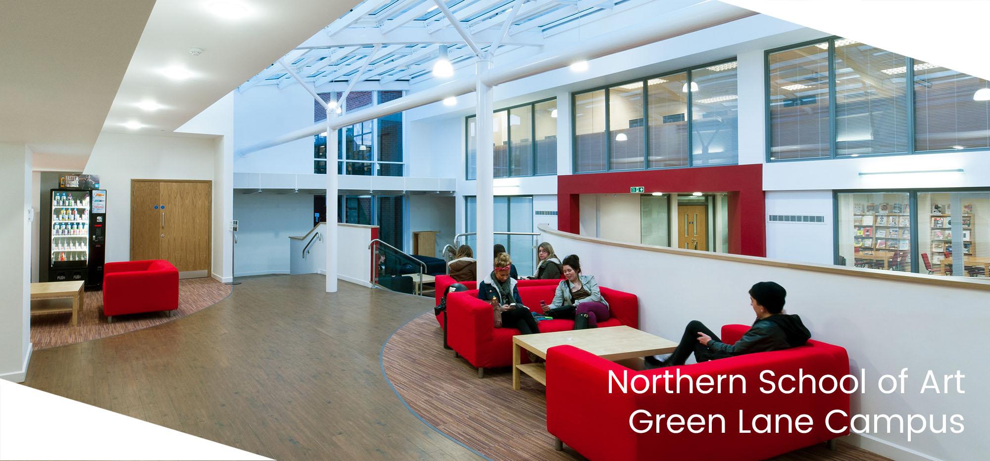 Niven Architects - Northern School of Art, Green Lane Campus.jpg