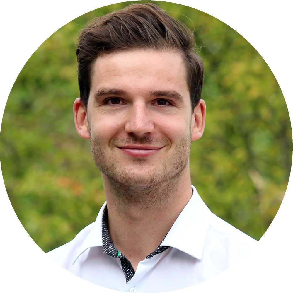 Jonas Arentz Bach - Client Service Manager