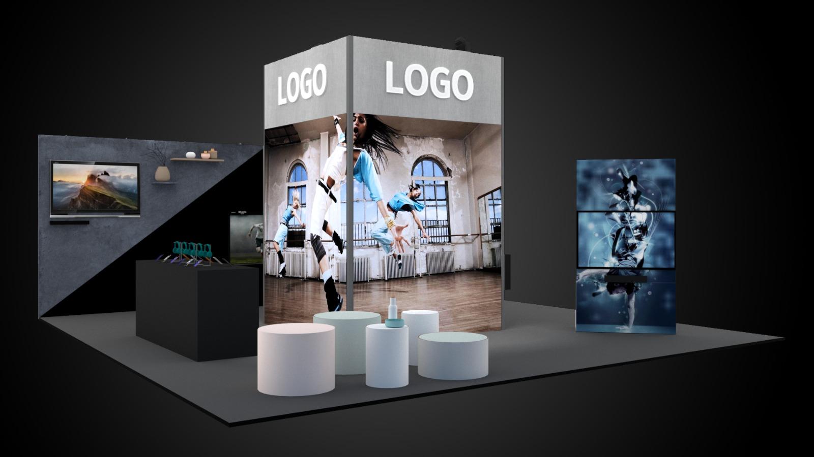 Expo concept design