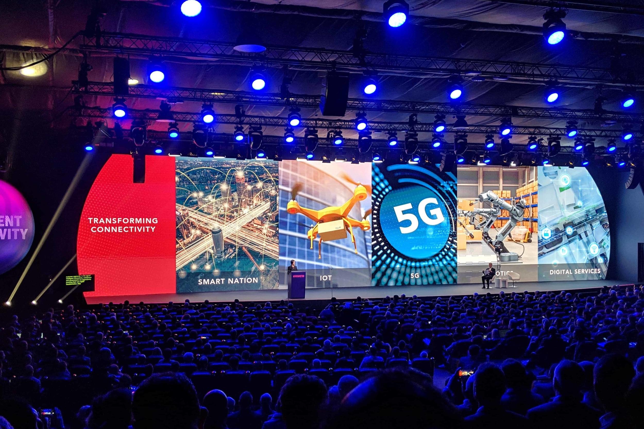 Intelligent connectivity - core topics
