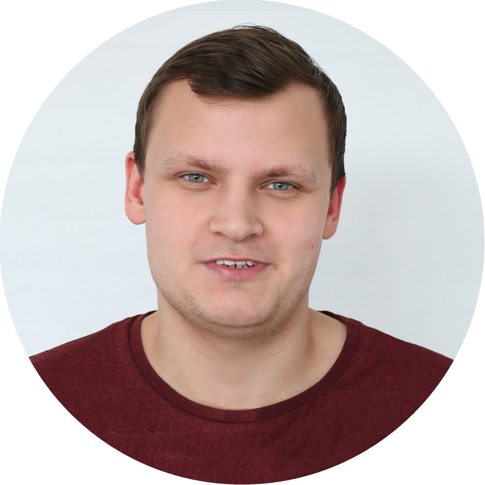 Patrick Hansen - System Developer