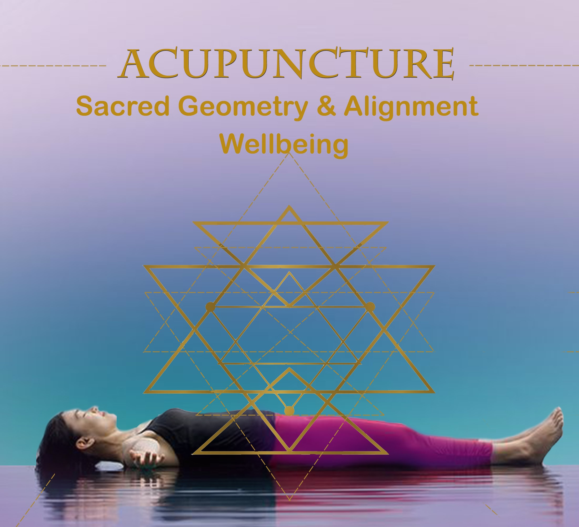 Esoteric Acupuncture builds Sacred Geometry the many layers of your energy field.