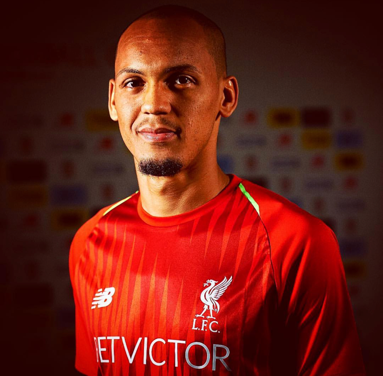 (Fabinho being Announced via Liverpoolfc instagram)