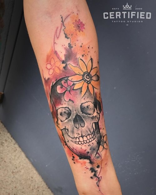 yeyomondragontattoos Water Color Tattoo by @ Certified Tatto Denver Colorado.jpg