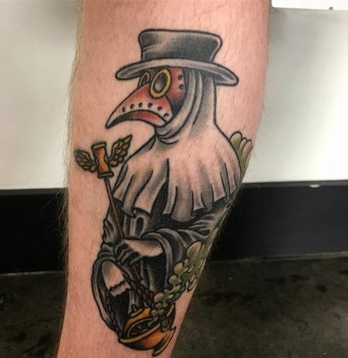Traditional Tattoo by Jon Hanna at Certified Tattoo Studios.jpg