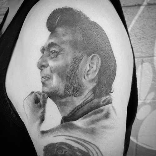 Black and Gray Portrait Tattoo by Alix at Certified Tattoo Studios Denver Co.jpg