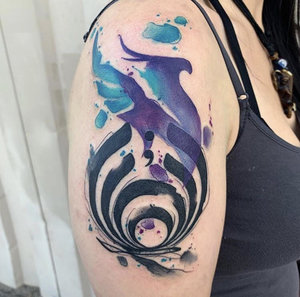 Water Color Tattoo by Skyler Espinoza at Certified Tattoo Studios in Denver Co 1.jpg