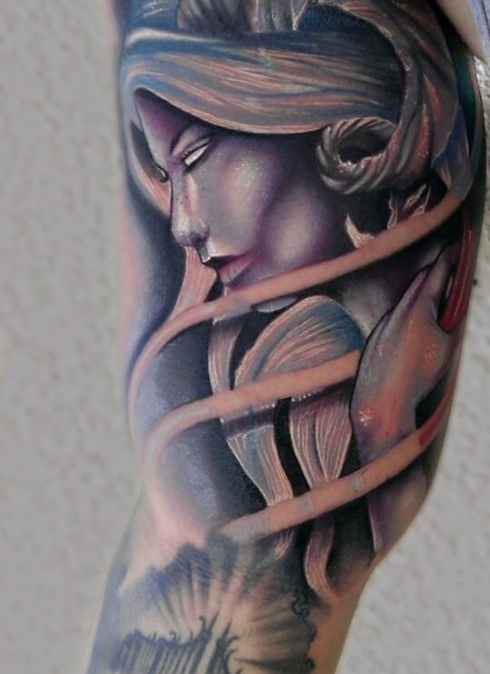 Color Custom Tattoo by Jean  at Certified Tattoo Studios Denver Co  (13).JPG