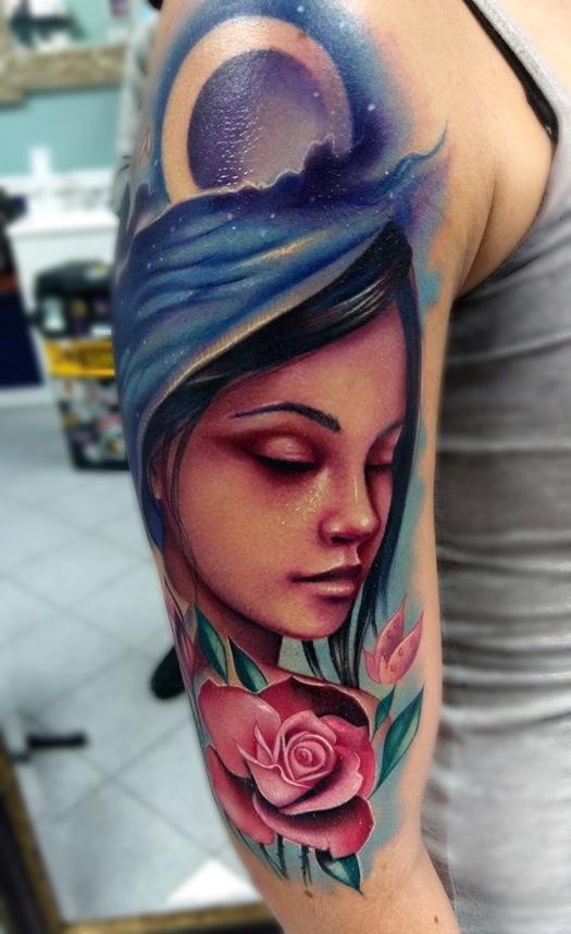 Color Custom Tattoo by Jean  at Certified Tattoo Studios Denver Co  (12).JPG