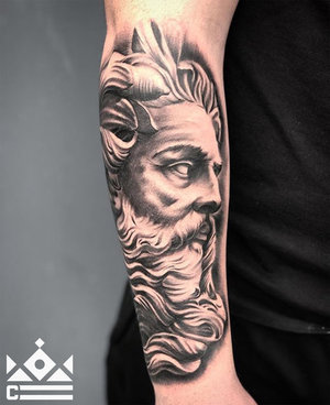 Custom Black and Grey  Zeus Tattoo by Salvador Diaz at Certified Tattoo Studios in Denver Co (45).jpg