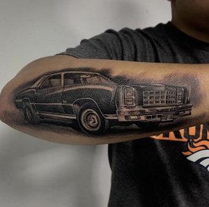 Custom Black and Grey 77 Monte Carlo  Tattoo by Salvador Diaz at Certified Tattoo Studios in Denver Co (3).jpg