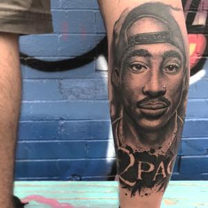 Custom Black and Grey Tupac Portrait  Tattoo by Salvador Diaz at Certified Tattoo Studios in Denver Co (43).jpg