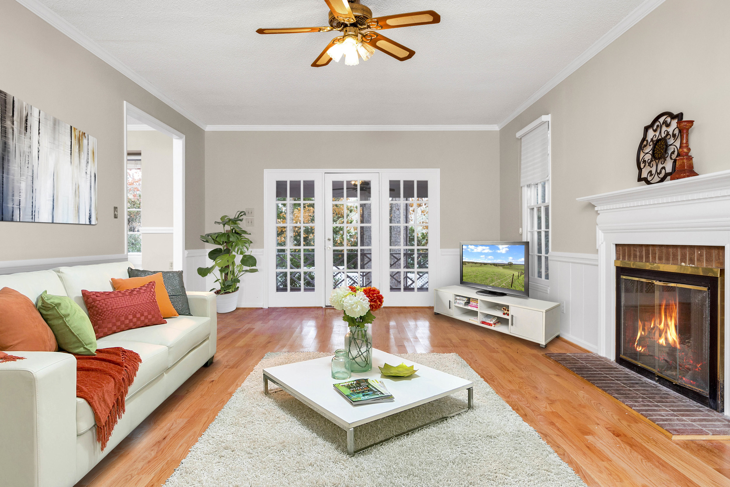Virtual Staging -
