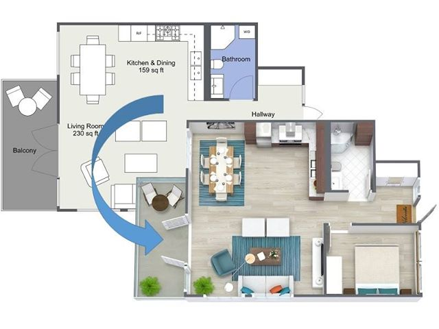 Sketches & Floor Plans -