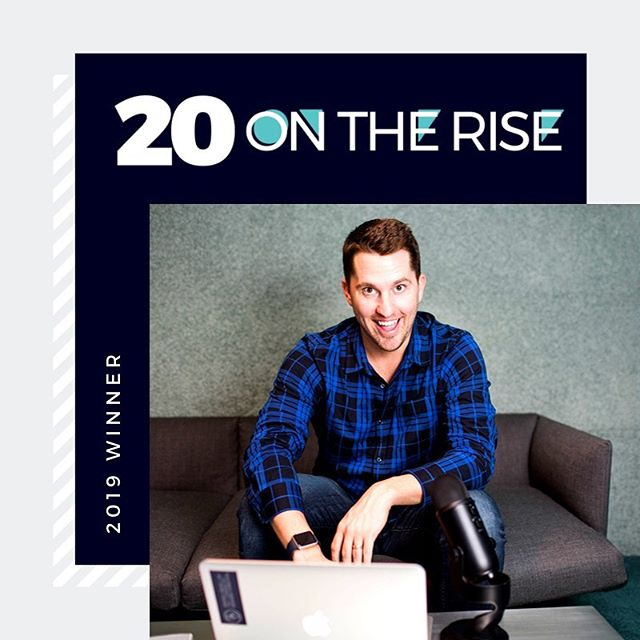 So pumped and thankful to have been nominated and made one of the 20 on the Rise. I started attending our local Tuesday'sTogether event around July of 2018. It's been a game changer for my business and I'm so grateful that we have an organization like Rising Tide to help us all in business. Hopefully, I can make y'all proud and continue to rise. 😭🙏