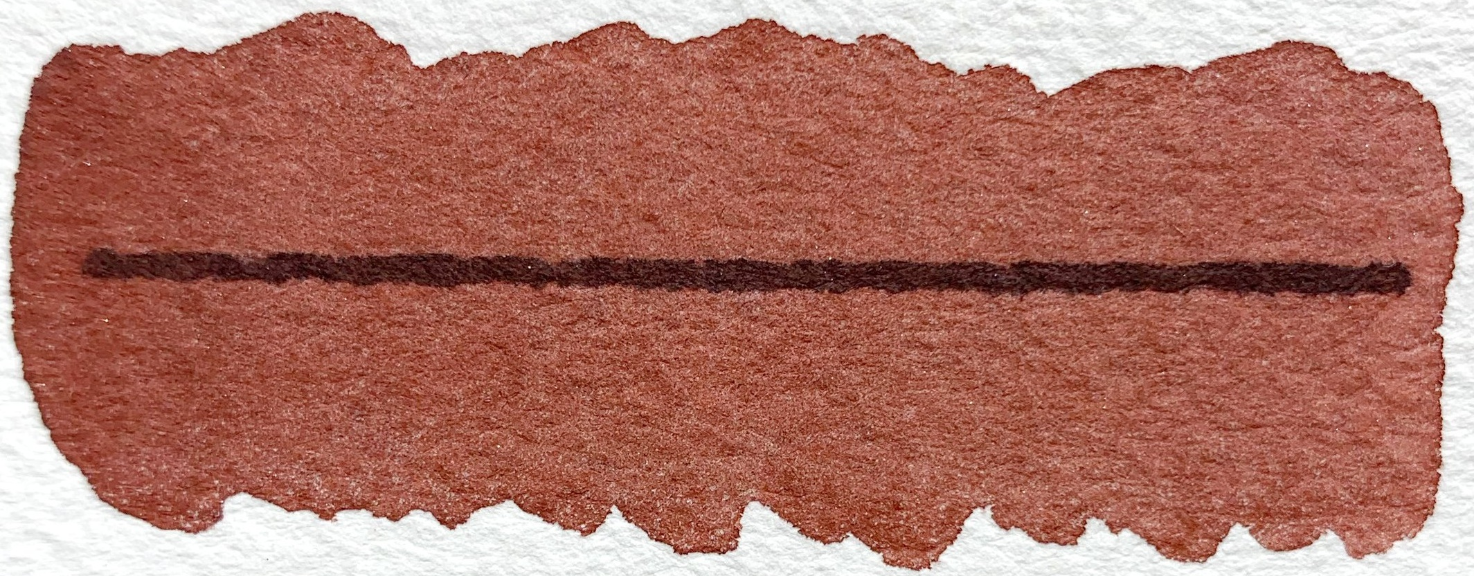 Riverbed Mud - PR101, opaque, excellent lightfastness, staining