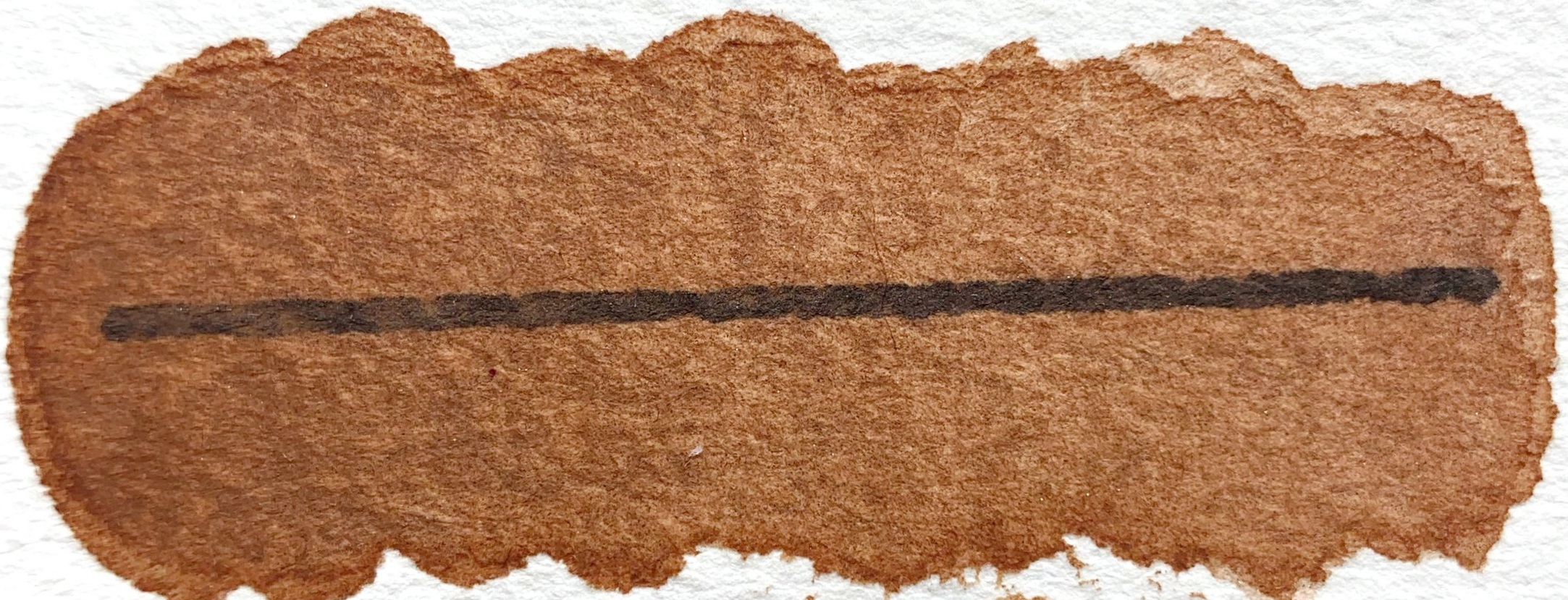 Boot Scootin' Brown - Mineral pigment, semitransparent, excellent lightfastness, moderately staining