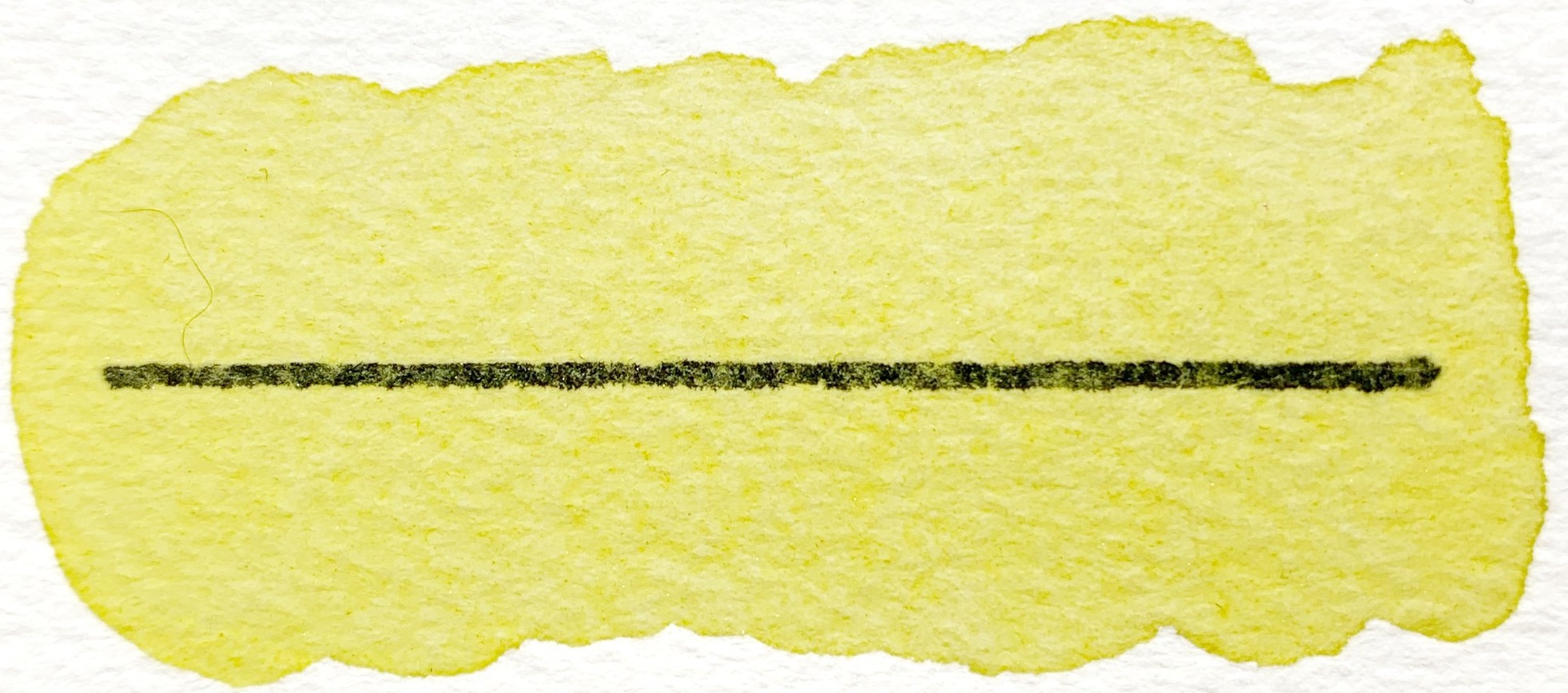 Sprout Yellow - PY74, semiopaque, good lightfastness, moderately staining