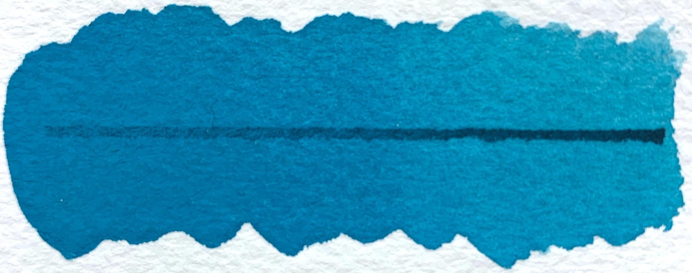 Tennessee Blues - PB28, semitransparent, good lightfastness, moderately staining
