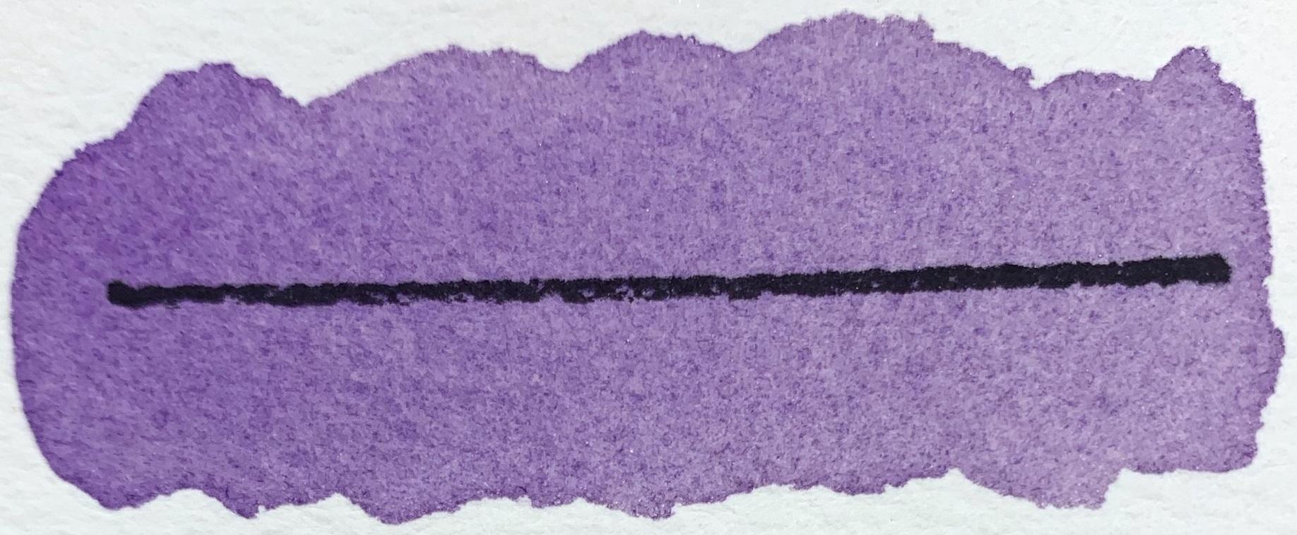 Purple Haze - PV15, semitransparent, lightfast, moderately staining