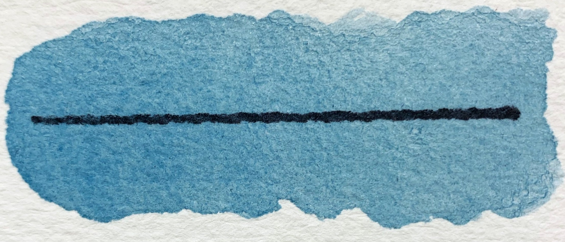 Salt Water - Mineral pigment, semitransparent, excellent lightfastness, midlly staining