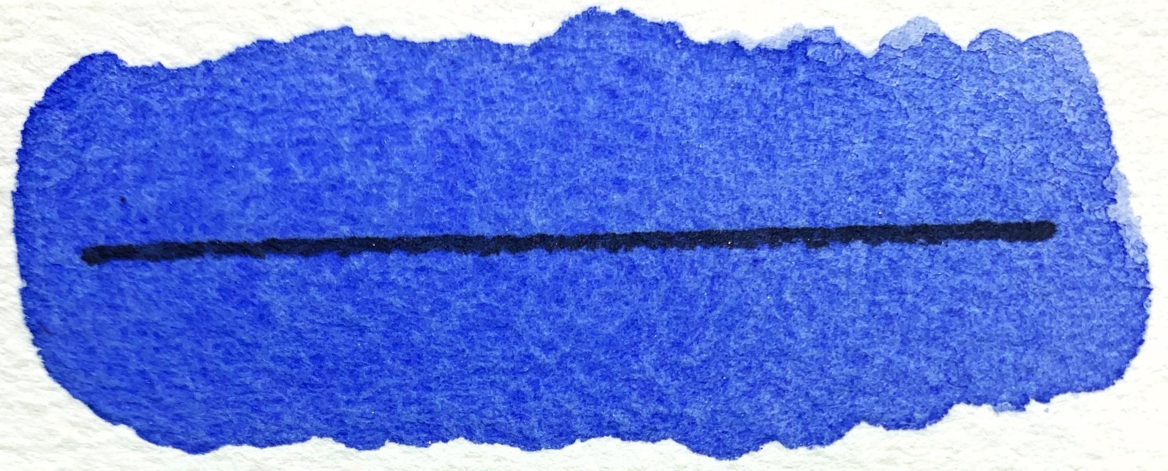 High Tide - PB29, semitransparent, excellent lightfastness , staining