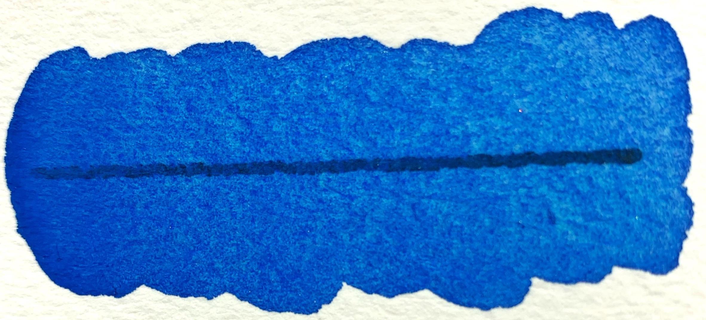 Sapphire - PB28, PB29, opaque, excellent lightfastness, staining