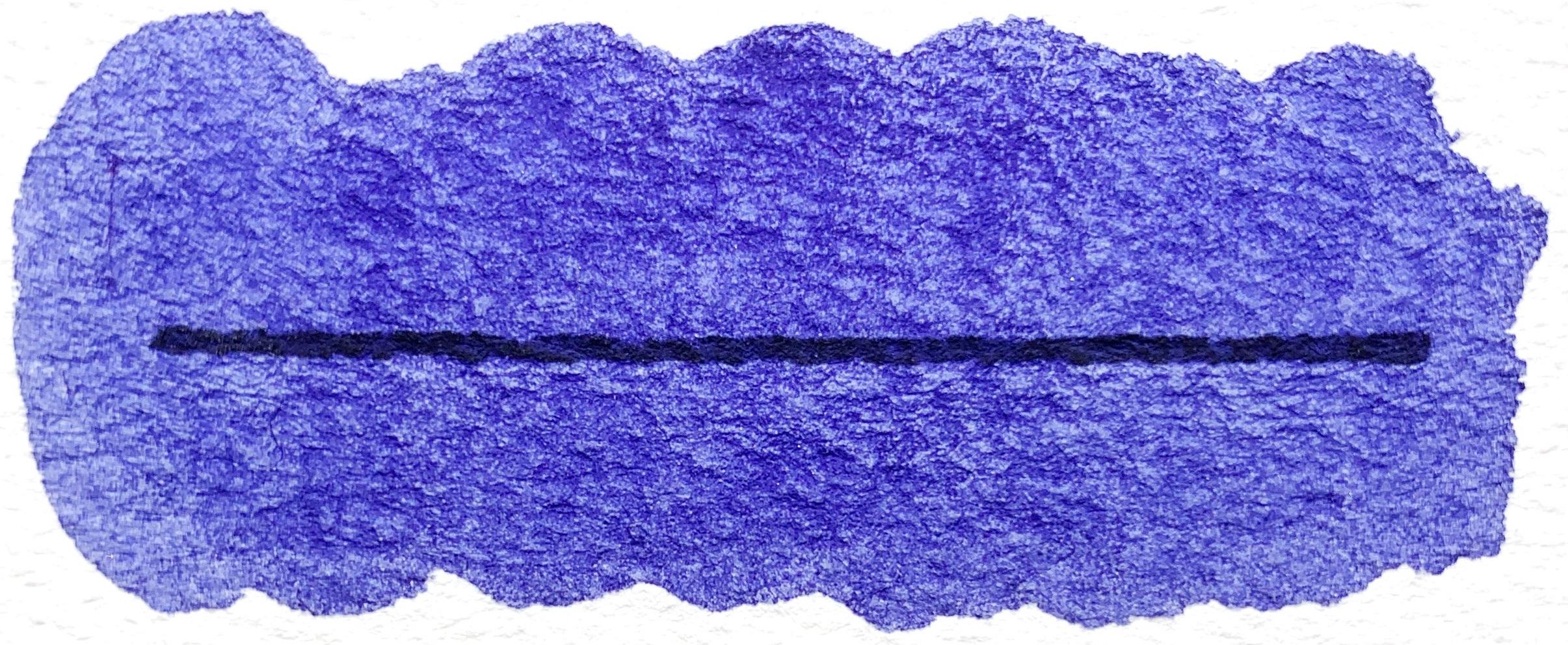 Mayan Violet - PV58, transparent, good lightfastness, mildly staining