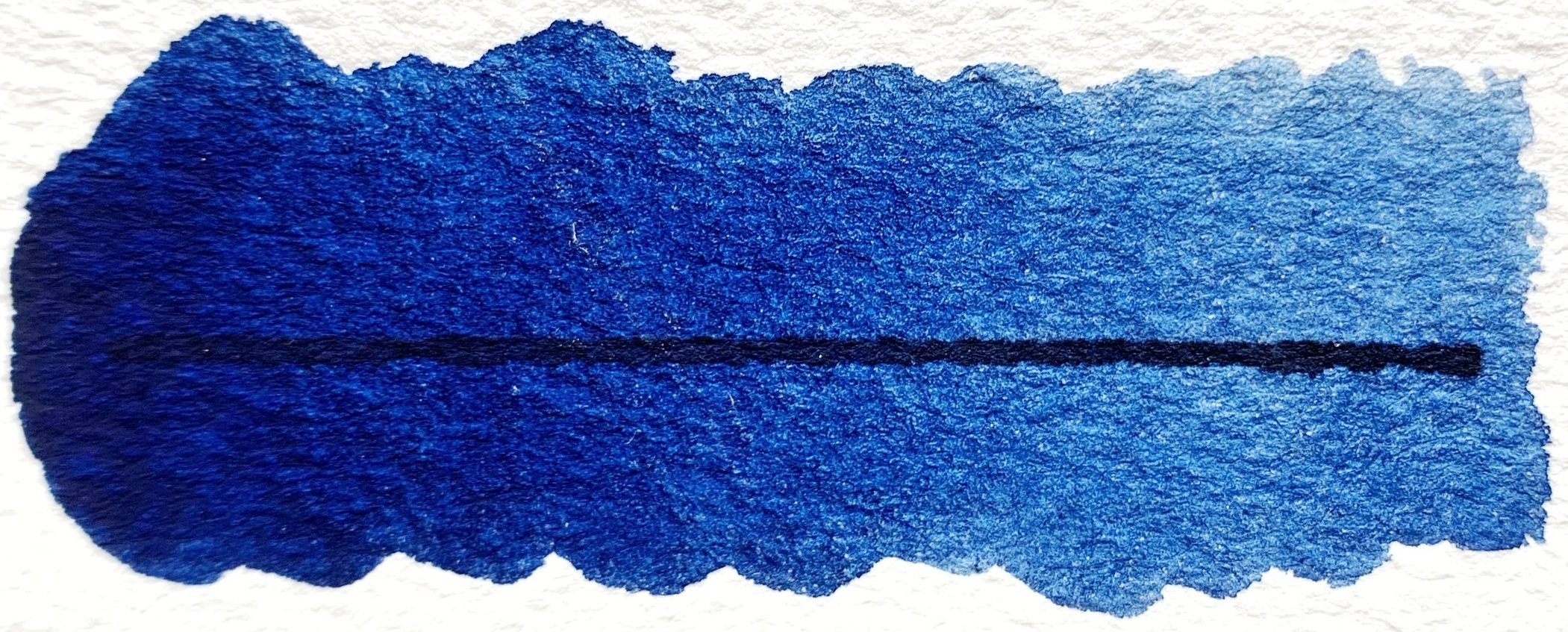 Antwerp Blue - PB27, PW22, transparent, good lightfastness, staining