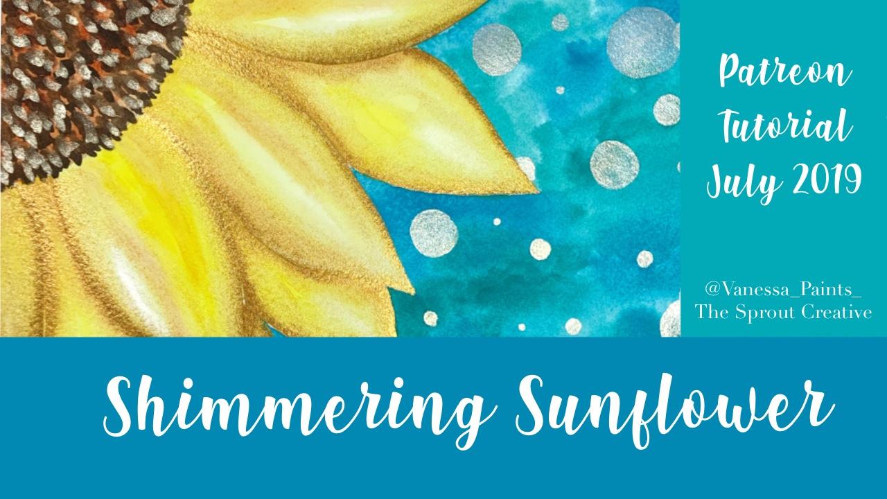 Shimmering Sunflower.jpg