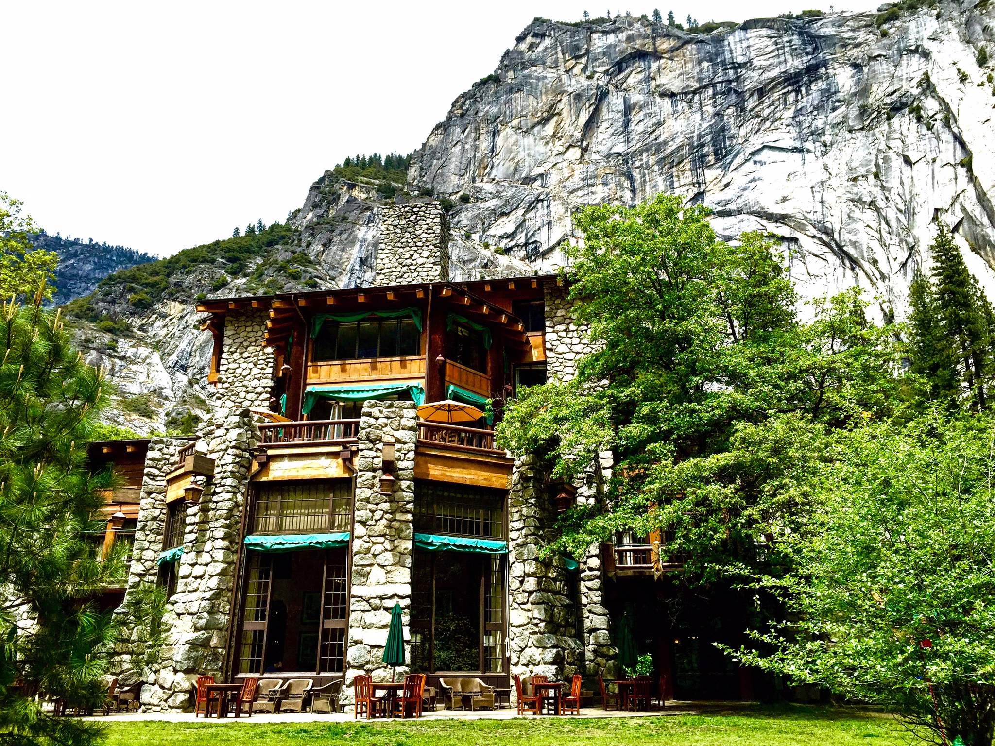 Ahwahnee hotel, our New years goal for 2019 or 2020