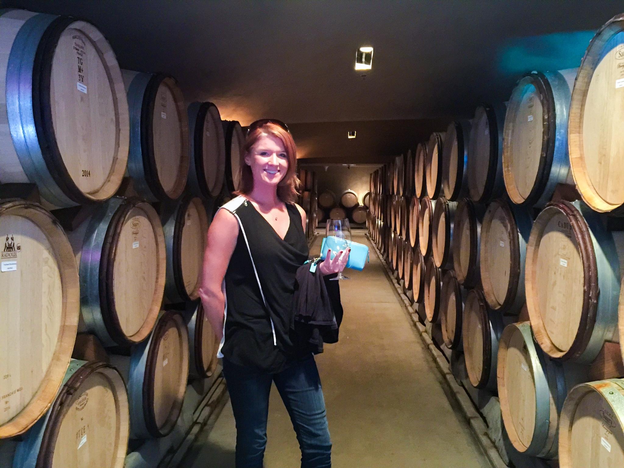 Our future wine cellar