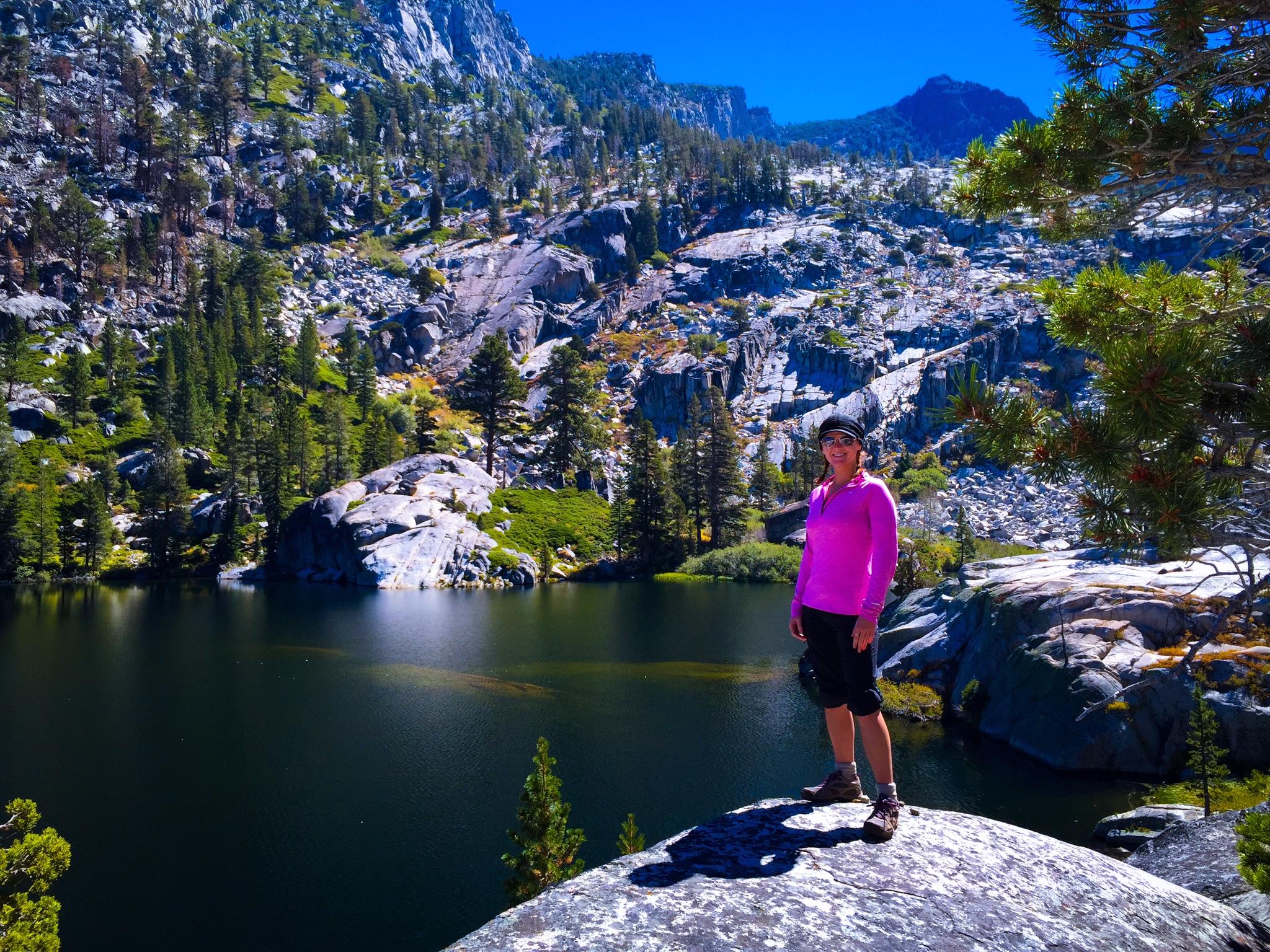 our secret lake