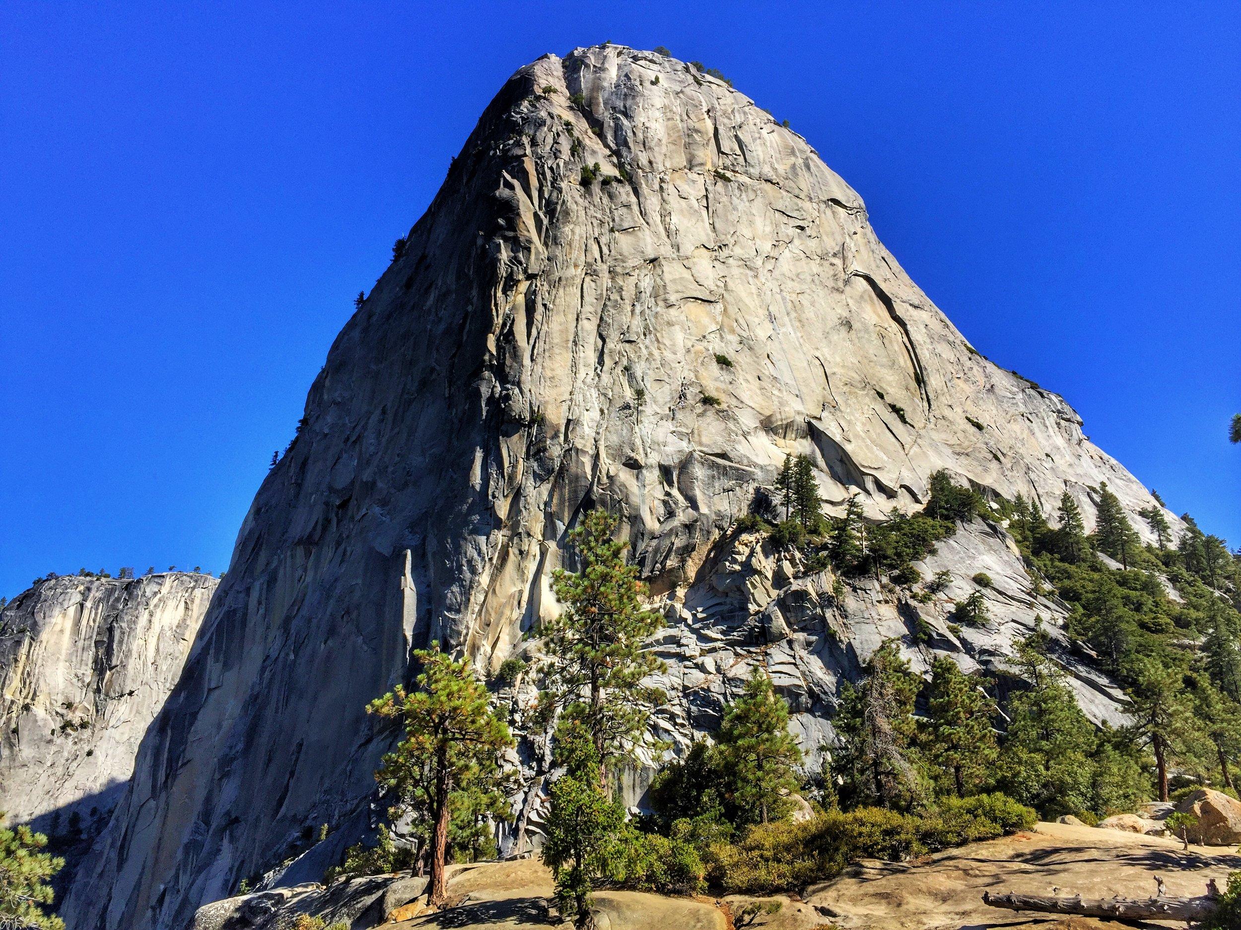 big round rock