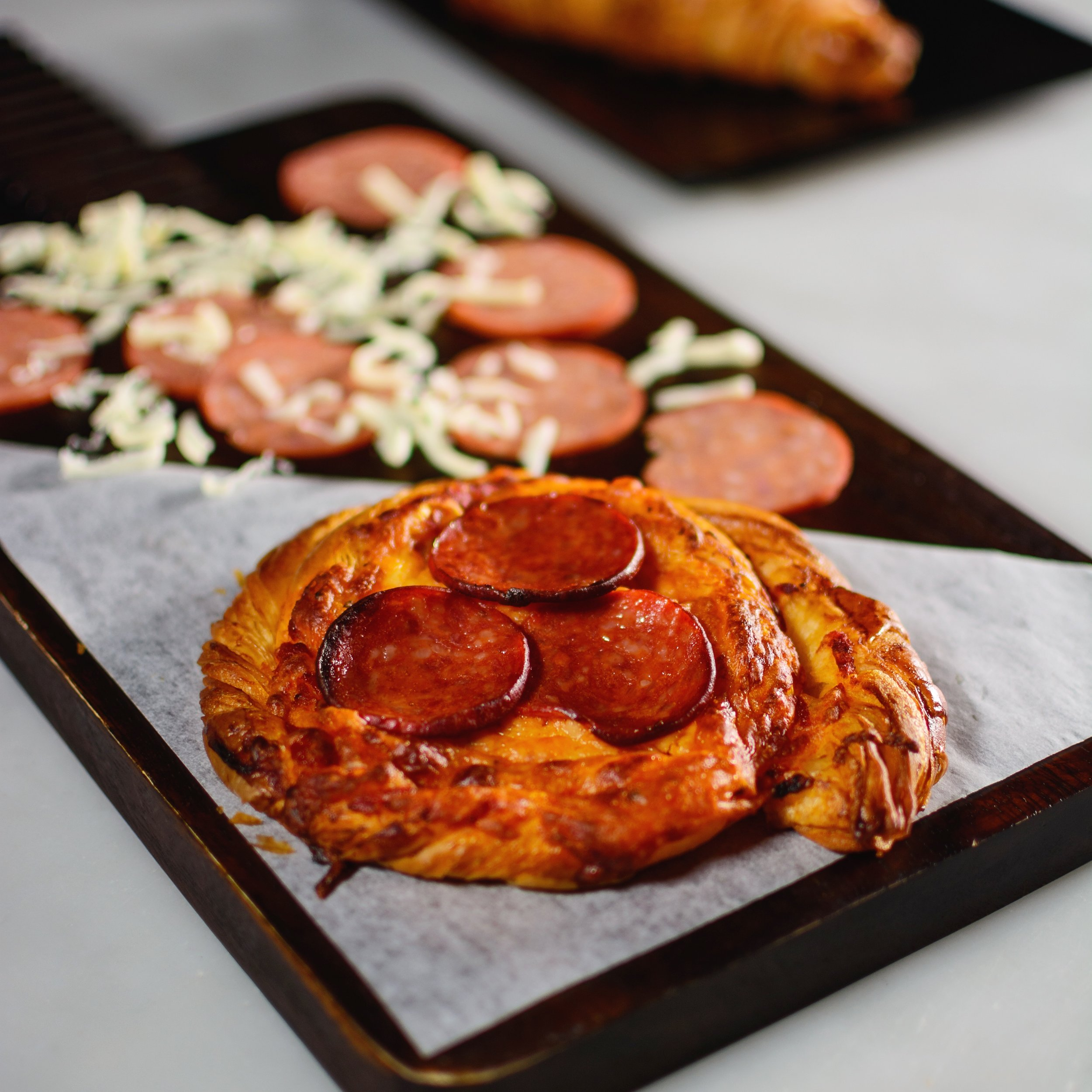 Pizza Croissant -