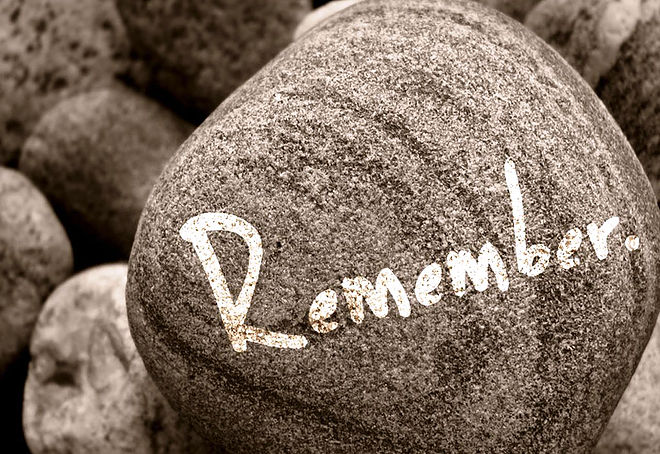 Remember by Karl
