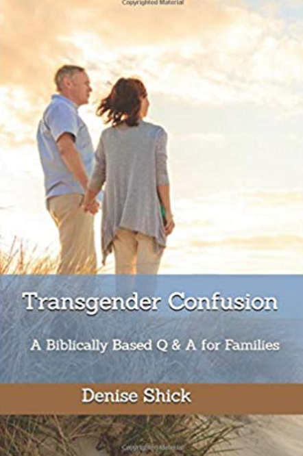 Transgender Confusion: A Biblical Based Q & A For Families - Having a loved one who identifies as the opposite gender from what he or she was born with is very challenging for families. They face situations that will stretch everyone's emotional and spiritual strength. This book demonstrates how the Bible brings clarity to the issues of identity and sexuality.