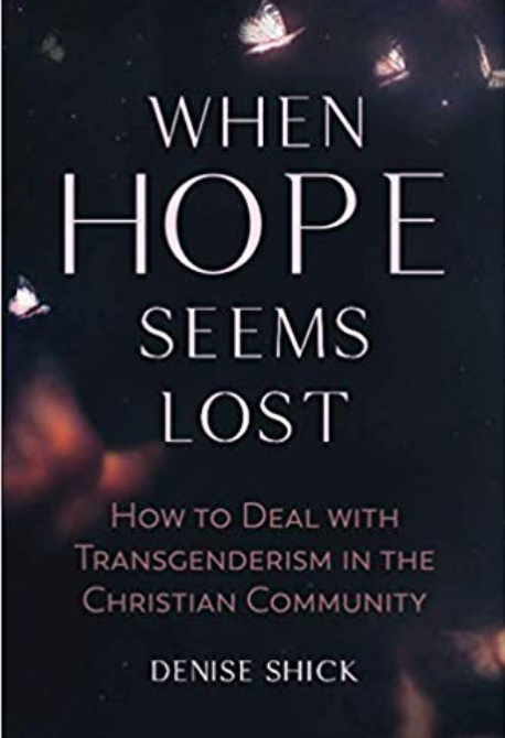 When Hope Seems Lost - There is a great deal of mystery and confusion about how to deal with transsexuality in the Christian community. This book provides a resource to families that have faced or are facing this issue by offering hope, support and the affirmation that they are not alone.