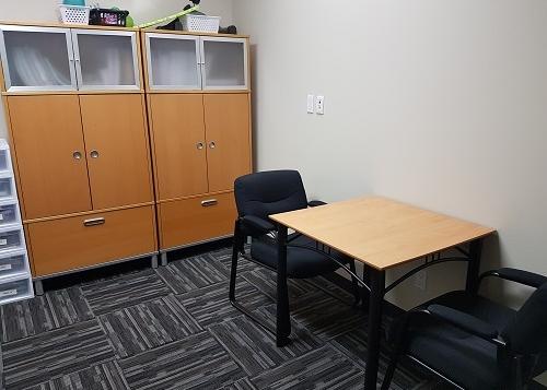 Maple Assessment Room