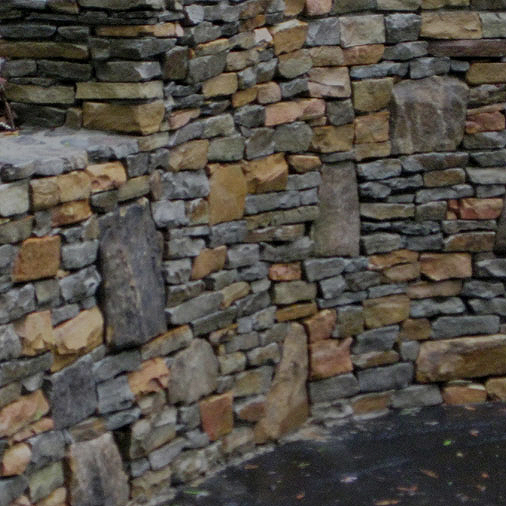 Stone Work - bring Natural Beauty to Your Landscape.