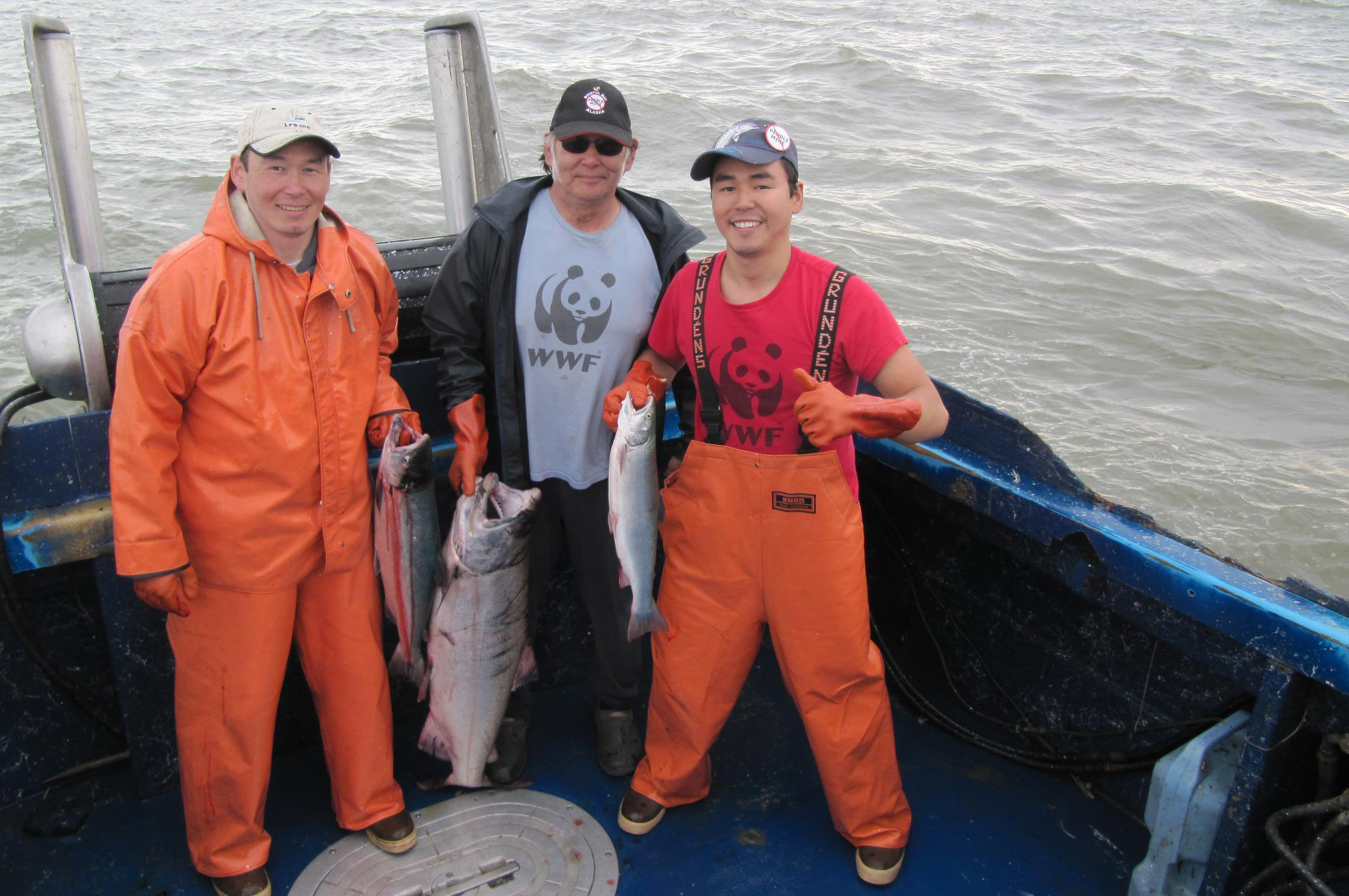 Alaska Job Center Network - The Seafood and Fishing jobs page on the Alaska Job Center Network website offers educational resources for incoming fishermen and a link to Alexys where you can tailor your job search to specific ports and fisheries. Educational resources provided on this site can be helpful for background information on fishery-related careers. Links range from information on Alaskan Fishing and Seafood jobs in Alaska, to vessel and processing jobs.